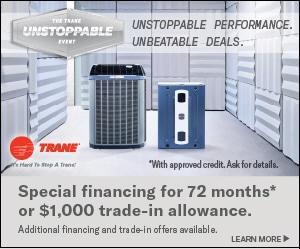 Trane Special Financing
