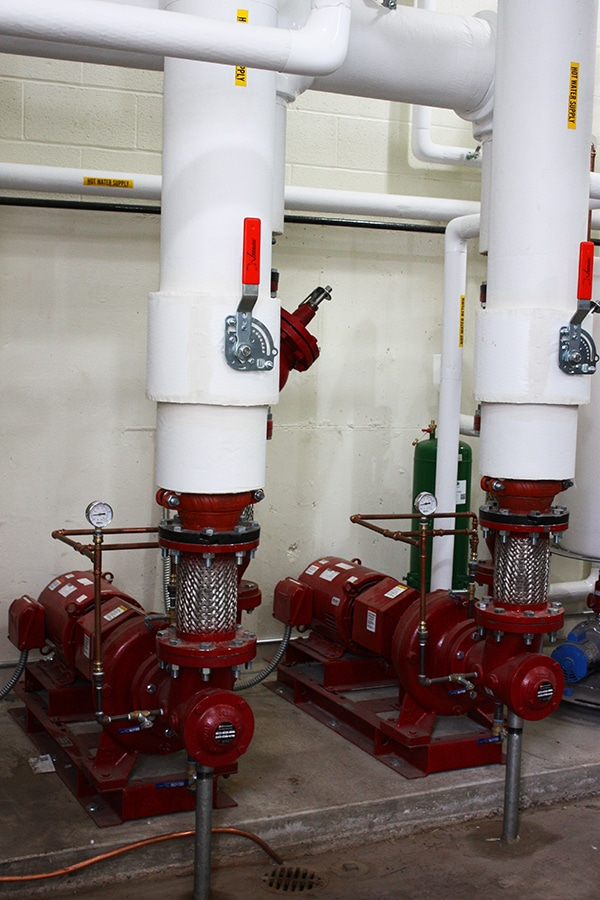 commercial plumbing pumps