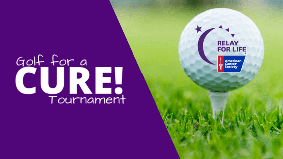 Golf for a Cure Header