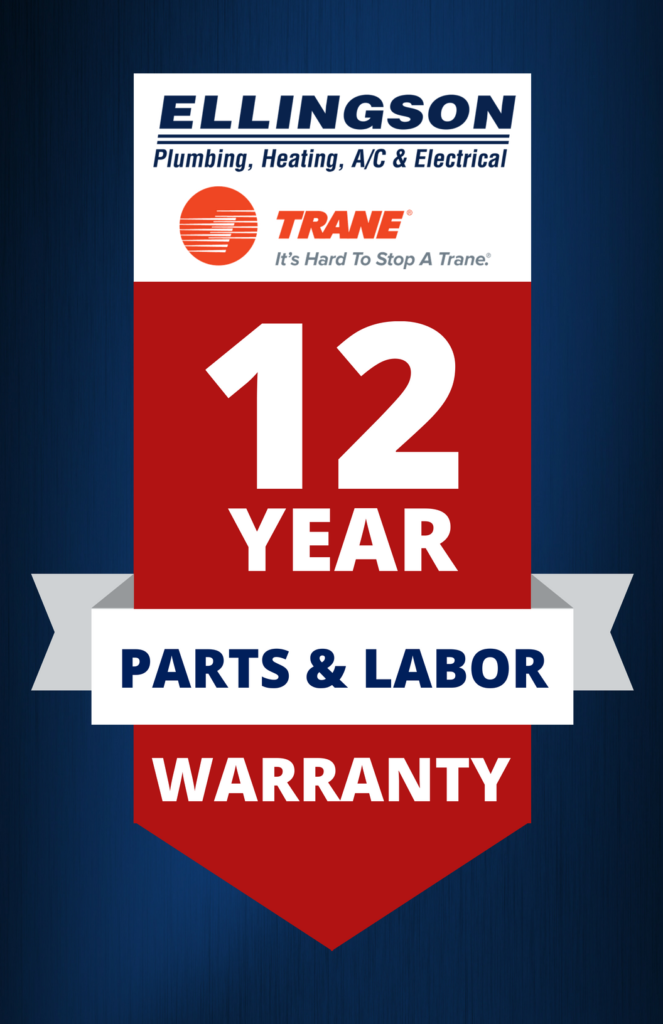 Residential Trane Heating Cooling Products Home Furnaces Ellingson