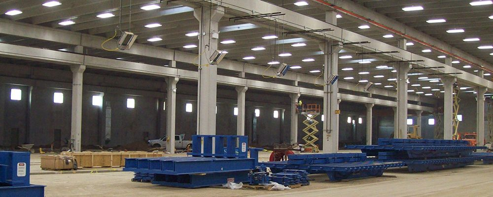 Commercial Electrical manufacturing