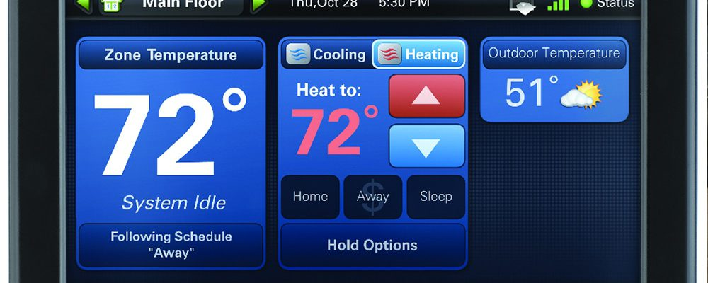 HVAC interface