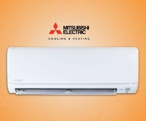 Mitsubishi Ductless Unit