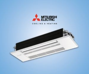 Mitsubishi Electric MLZ Ceiling Cassette