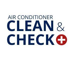 air conditioner clean & check plus